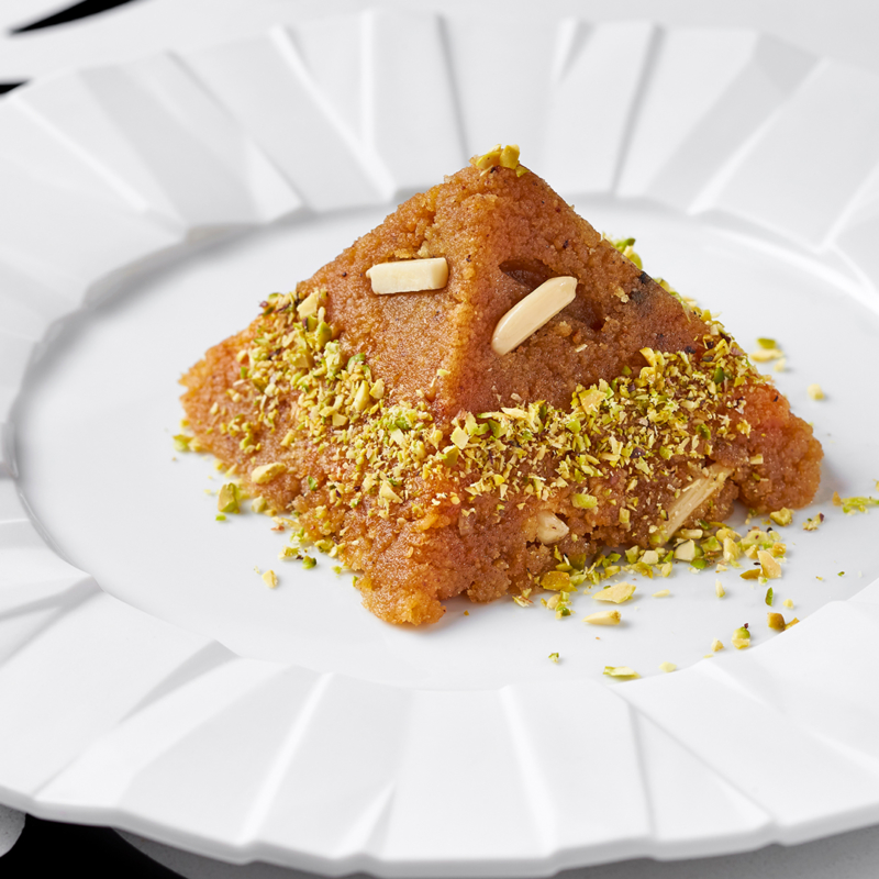 PRISM OF CARROT & MOONG DAL HALWA
